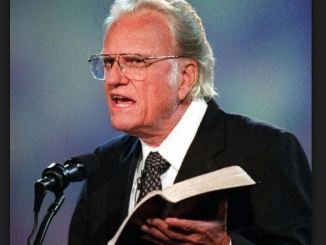 Billy Graham Daily Devotional For Today 6th October