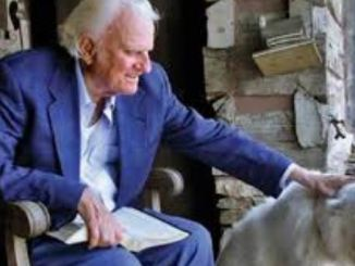 Billy Graham Daily Devotional Today 18th October