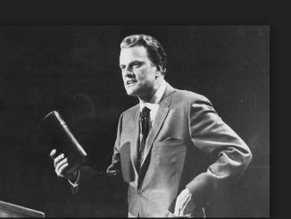 Billy Graham Devotional For 14th October