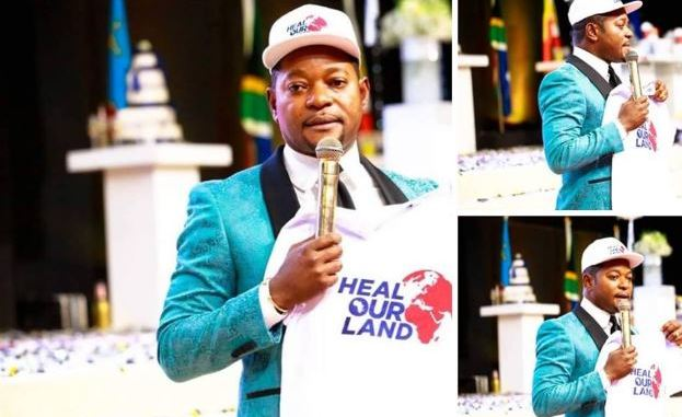 Pastor Alph Lukau's Declarations Today 27th October