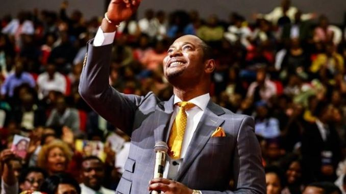 Pastor Alph Lukau Declarations Today