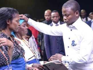Prophet Shepherd Bushiri International Visitors Program