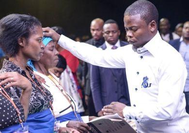 Prophet Shepherd Bushiri International Visitors Program