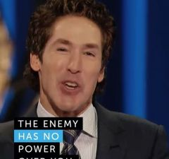 Joel Osteen Devotional Today 11th October