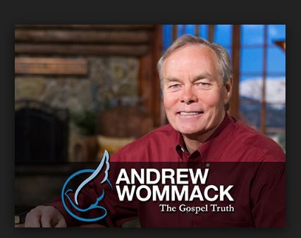 Andrew Wommack Daily Devotional Today 23rd November