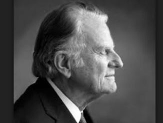 Billy Graham Daily Devotional Today 1st November