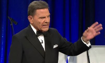 Kenneth Copeland Devotional Today 8th November