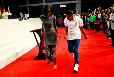 Healings and Prophetic Moments In AMI