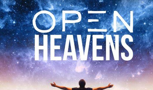 Open Heavens Daily Devotional For 9th November