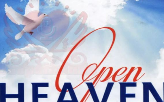 Open Heavens Daily Devotional Today 14th November