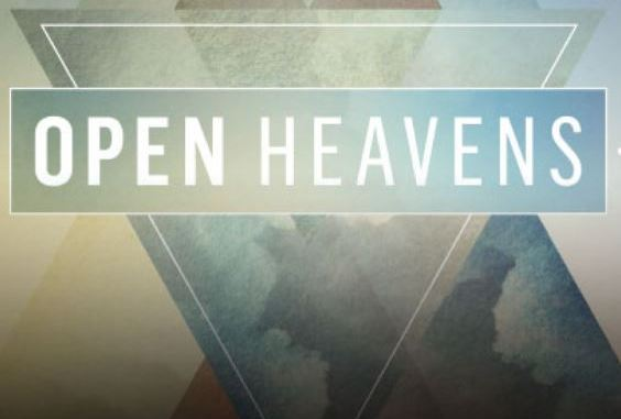 Open Heavens Daily Devotional Today 5th November