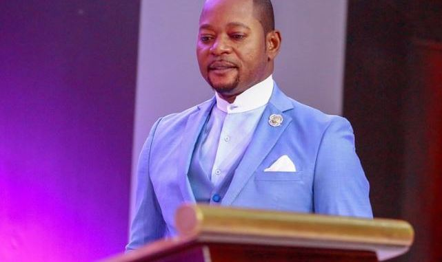 Pastor Alph Lukau's Declaration Today 4th November