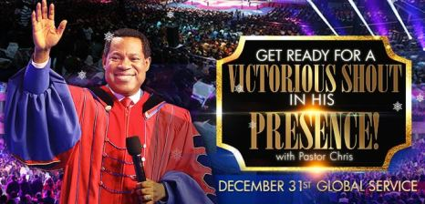 31st Night Service With Pastor Chris