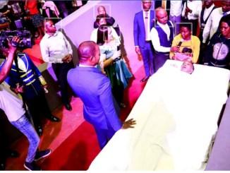 Pastor Alph Lukau's Prayer and Declaration Today