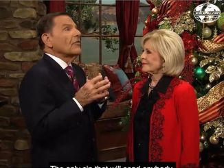 Kenneth Copeland Prayers