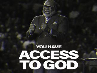 Bishop TD Jakes Sermon Today