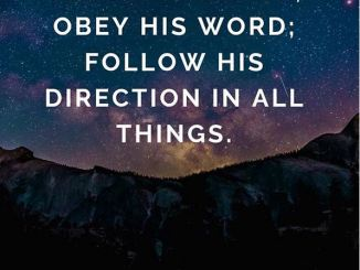 David Jeremiah Devotional 26th February
