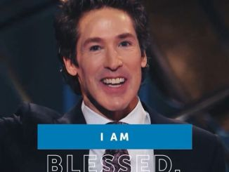 Joel Osteen Devotional 12th February