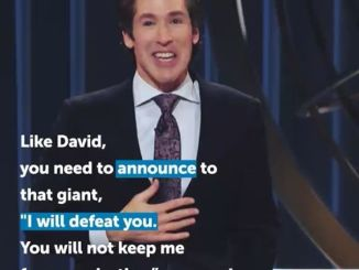 Joel Osteen Devotional 19th February