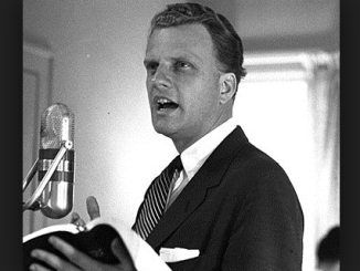 Billy Graham Devotional 26th March