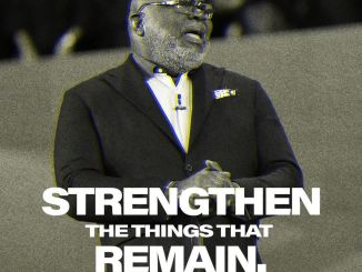 Bishop T.D Jakes Word Today 8th March
