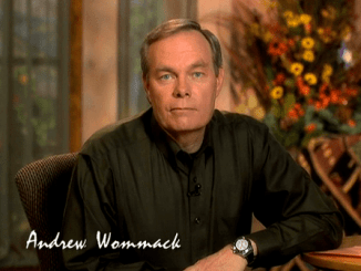Andrew Wommack Devotional 11th April