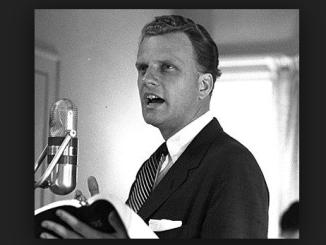 Billy Graham Devotional 25th April