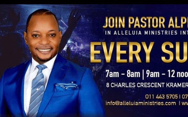 Pastor Alph Lukau Word Today 21st April