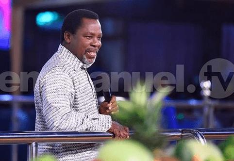 Prophet T.B Joshua Word Today 15th April