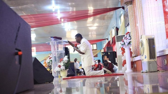 Prayer Points on Today Open Heavens April 29th