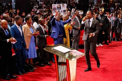 Pastor Alph Lukau's Word Today 9th May