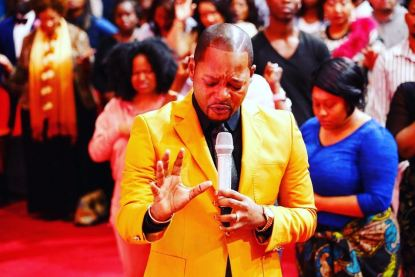 Pastor Alph Lukau's Word Today 13th May