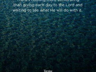 David Jeremiah Devotional 20th May