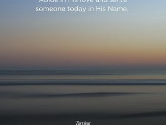 David Jeremiah Devotional 15th May