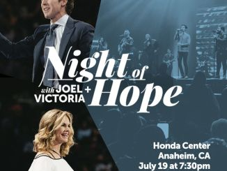 Joel Osteen Devotional 31st May