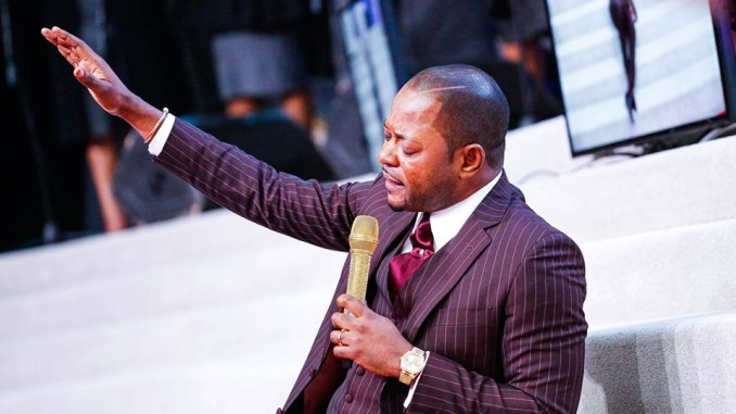 Pastor Alph Lukau Word Today 26 June 2019