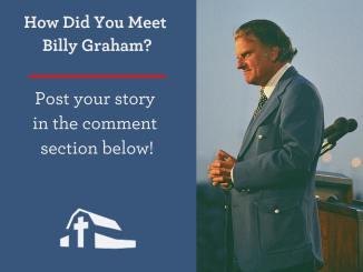 Billy Graham Devotional 16 June 2019