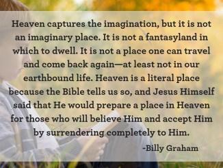Billy Graham Devotional 8 July 2019