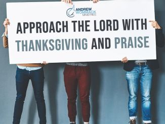 Andrew Wommack Devotional 26 August 2019