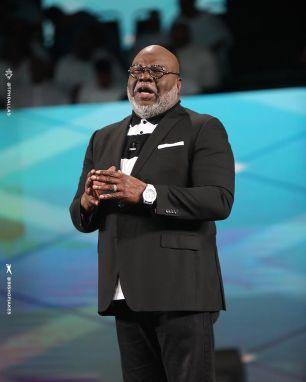 Bishop T.D Jakes Sermon Today