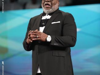 Bishop T.D Jakes Sermon Today