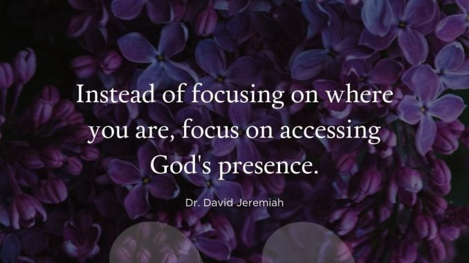 David Jeremiah Devotional 13 August 2019