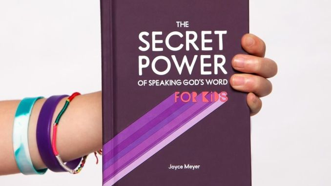 Joyce Meyer Devotional 31 August 2019