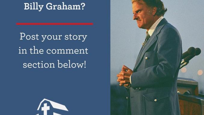 Billy Graham Devotional 13 August 2019