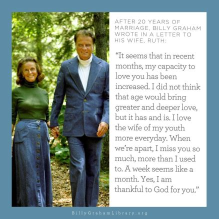 Billy Graham Devotional 14 August 2019