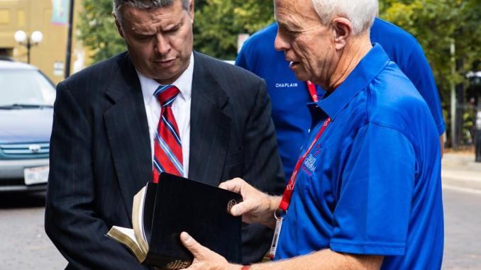 Billy Graham Devotional 2 September 2019