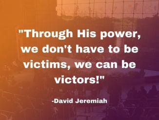 David Jeremiah Devotional 21 September 2019