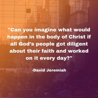 David Jeremiah Devotional 26 September 2019
