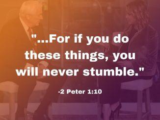 David Jeremiah Devotional 20 September 2019