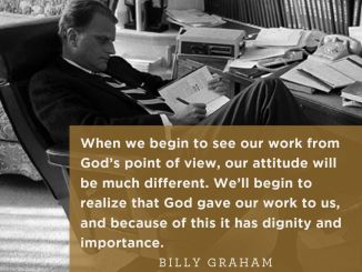 Billy Graham Devotional 3 September 2019